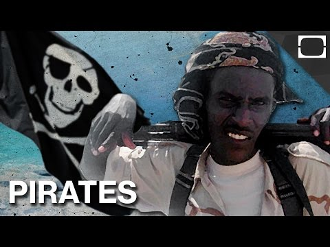 How Dangerous Are Pirates?