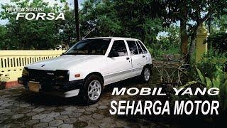 Review Suzuki Forsa 1 0 Gl 1986 Dan Test Drive Carvlog Indonesia Carvlog 14 Youtube