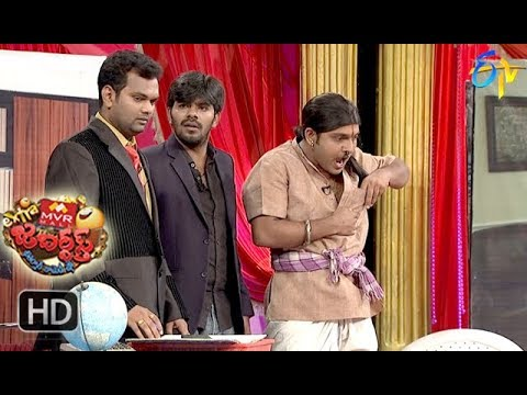 Sudigaali Sudheer Performance | Extra Jabardasth | 20th April 2018 | ETV Telugu