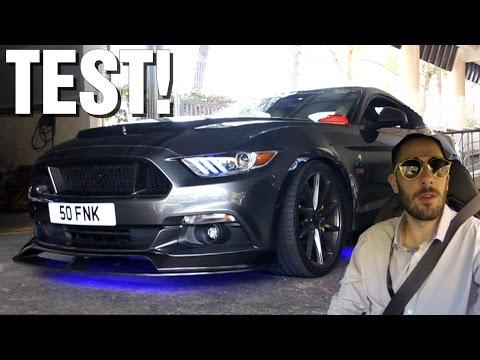 [VLOG] ESSAI: 825HP Sutton Mustang à Monaco