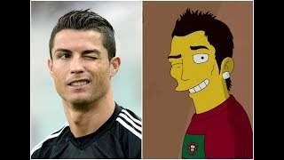 "15+ Footballers Who Look Like Cartoons (Mbappe,Ronaldo,Dybala) ""Super Football"""