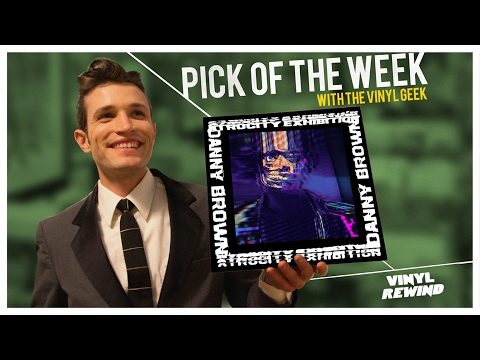 Danny Brown - Atrocity Exhibition on Pick of the Week #58