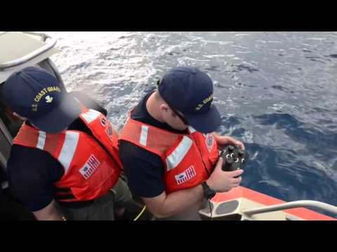 Coast Guard Regional Dive Locker Pacific, Maritime Safety and Security Team Honolulu conduct...