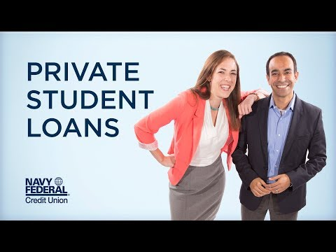 Let's Talk Private Student Loans | Navy Federal Credit Union