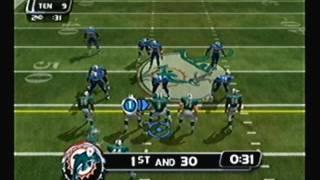 NFL Blitz 2003 - Tennessee Titans @ Miami Dolphins