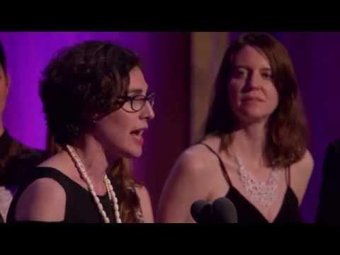 Sarah Koenig - Serial - 2014 Peabody Award Acceptance Speech