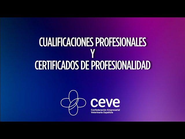 Información sobre formación para el empleo