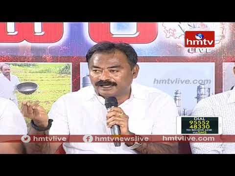 hmtv Dasa Disa Full Episode   Debate On Kadapa Development   hmtv CEO Srinivas Reddy