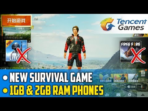 new-survival-game-for-1gb-and-2gb-ram-phones-|-tencent-games-:-game-for-peace-review