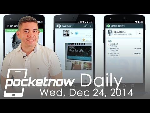 iPhone 6s sapphire, Whatsapp Voice, HTC Sense 7 & more - Pocketnow Daily
