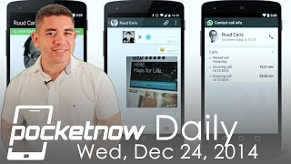 iPhone 6s sapphire, Whatsapp Voice, HTC Sense 7 & more - Pocketnow Daily