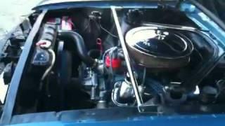 1965 A Code Mustang