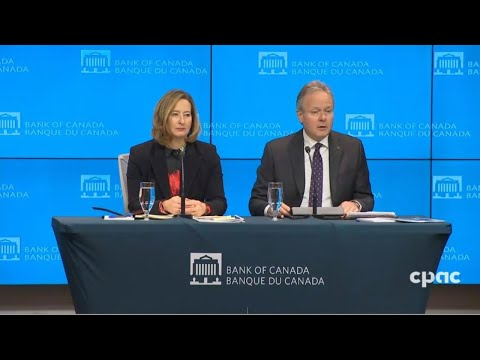 Bank Of Canada Releases Latest Interest Rate Decision