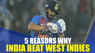 Virat Kohli sees West Indies off in style in Hyderabad | 1st T20I review