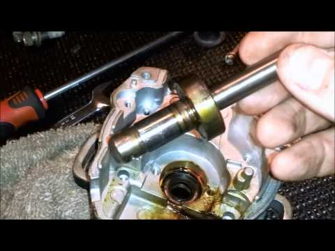 1999 nissan sentra distributor seal - YouTube