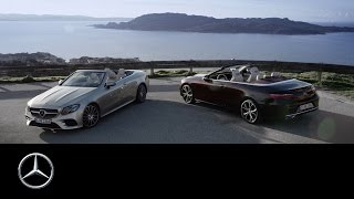The new E Class Cabriolet – Trailer – Mercedes Benz original