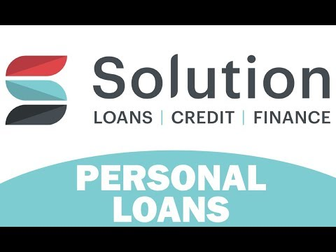 A VIDEO GUIDE TO PERSONAL LOANS | HOW THESE UNSECURED LOANS WORK | WIDE VARIETY OF LENDERS AVAILABLE