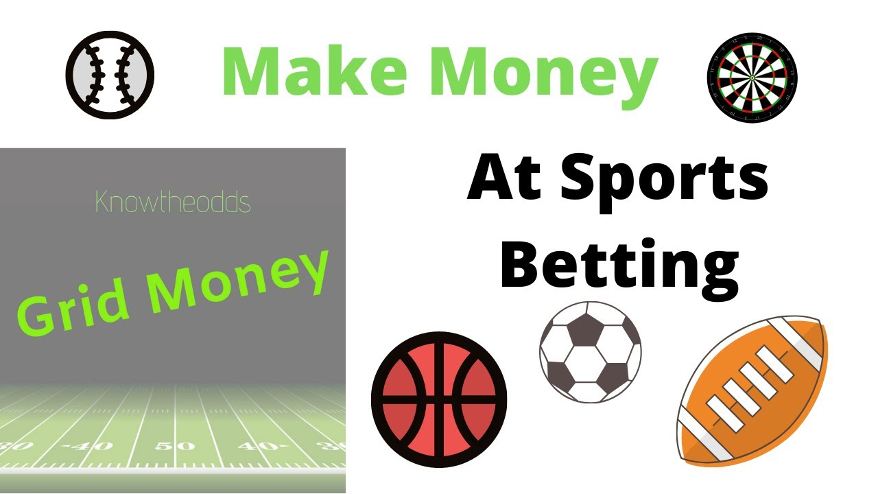 How to make money from sports betting coral eclipse 2021 betting lines