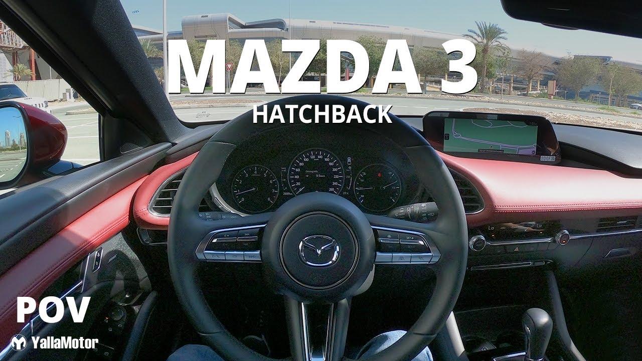 Mazda 3 Hatchback Price In Uae New Mazda 3 Hatchback Photos And Specs Yallamotor