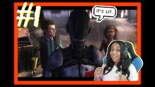 Zer0 IS A SAVAGE!!!! | TALES FROM THE BORDERLANDS EPISODE 1 FULL GAMEPLAY!!!!