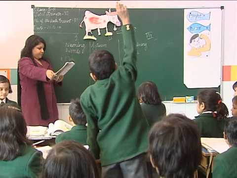 ENGLISH LANGUAGE CLASSROOM: TEACHING OF POETRY