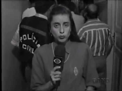 Jornal da Noite - Rede Bandeirantes, 21/03/1995 (EDIÇÃO NA ÍNTEGRA!!!)