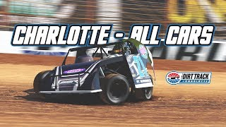 iRacing: Charlotte Dirt Track Preview - All Cars