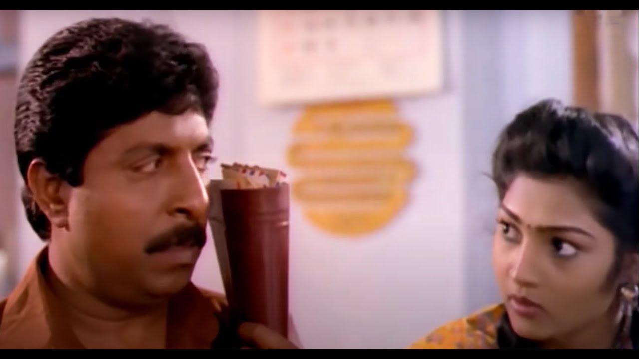 """"""" ഇയാൾ തലങ്ങും വിലങ്ങും പെണ്ണുങ്ങൾക്ക് കത്ത് കൊടുക്കലാണല്ലോ...""""   Sreenivasan Comedy Scene"""