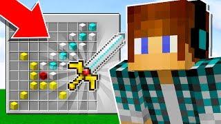 VAMOS FAZER A MELHOR ESPADA DO MINECRAFT !! - Minecraft Survival