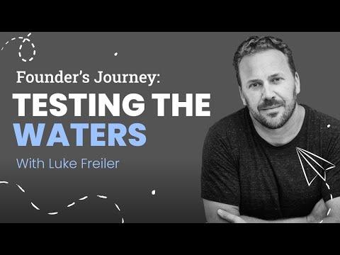 Testing the Waters | Luke Freiler from Centercode