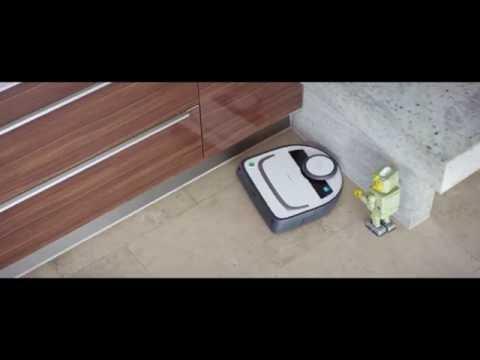 Robot Aspirador Kobold VR200. Te encantará
