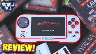 NEW Handheld Game Console In 2020! Evercade Review - Retro Done Right?