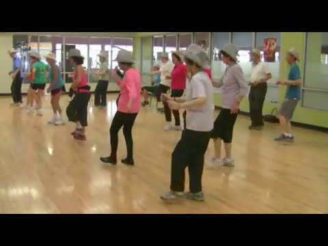 Zumba Gold great for seniors 70+ – TIMBER by Pitbull