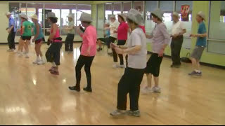 Zumba Gold great for seniors 70+ - TIMBER by Pitbull