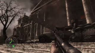 skorpionsauce playing Call of Duty: WaW on Xbox One