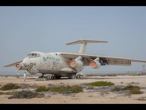 ABANDONED FLIGHT IN DUBAI (UMM AL QUWAIN)