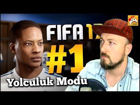 FIFA 17 YOLCULUK Türkçe #1 Alex Hunter Jay Jay Okocha