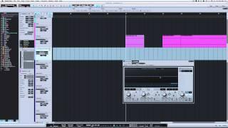 Bass slide  in Studio One