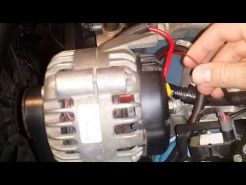 how to: carbed ls1 swap- alternator and power steering classic gm car &  truck - youtube