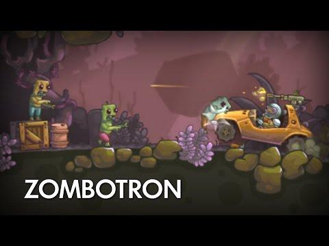 Прохождение игры про ЗОМБИ [#2] ЗОМБОТРОН 2 | Zombotron 2: Time Machine | Матвей Котофей Летсплей