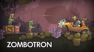 Zombotron — Полное прохождение (Зомботрон)