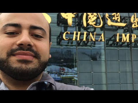LIVE CHINA - Fase 1 da CANTON FAIR!