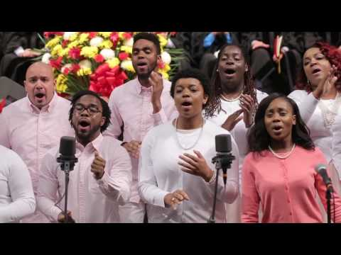 Nyack College Gospel Ensemble presents Jesus You brought me all of the Way