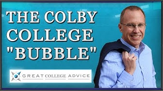 "Video: The Colby College ""Bubble"""