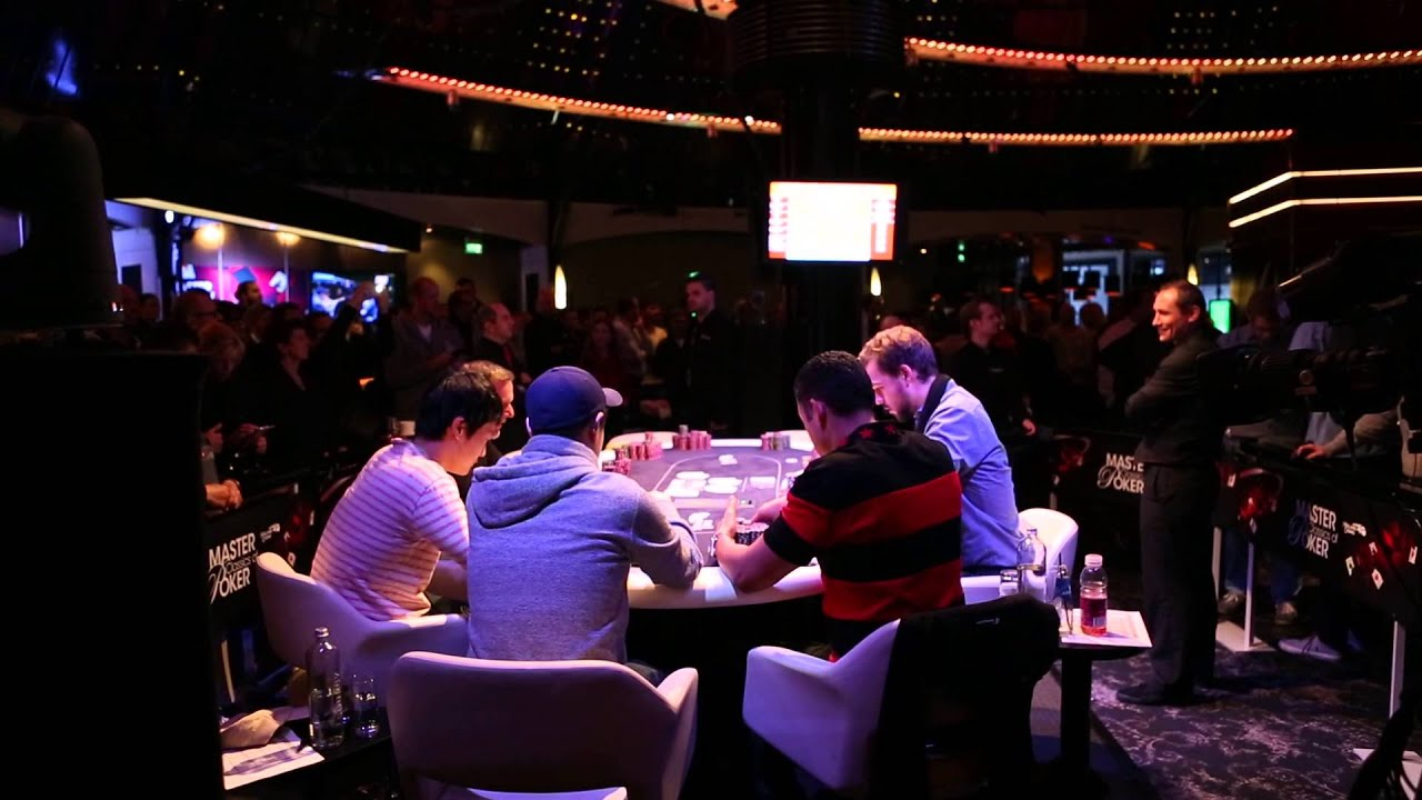 Master Classics Of Poker 2014 Final Table Introduction Youtube