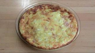 Impossible Quiche - Recipe