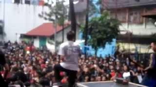 PUKAT HARIMAU - Tua-tua Bodoh Live At Jakarta Grindcore Festival 2014