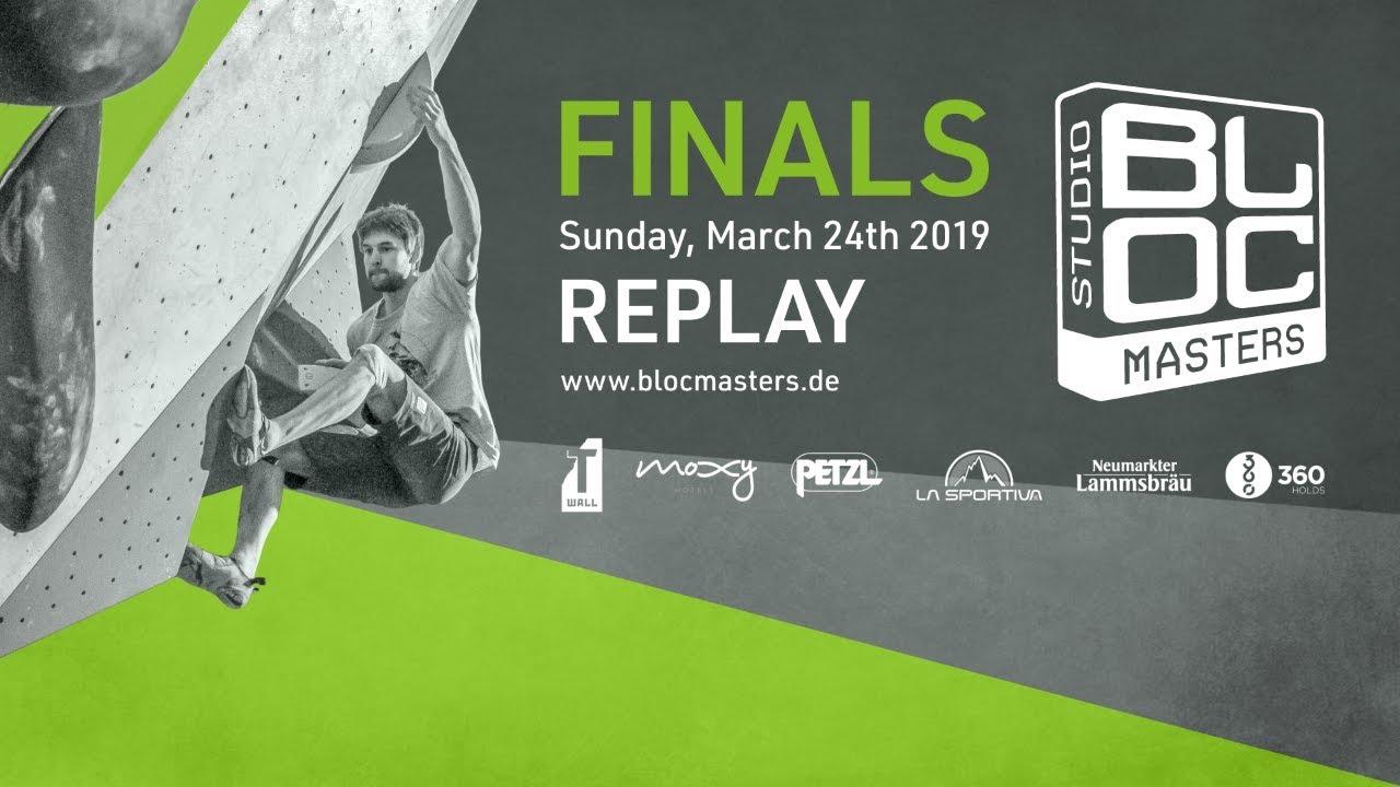 Studio Bloc Masters 2019 - Finals