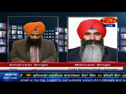 Why is Pro-Indian media opposing Canadian Sikh Journalist - Manveer Singh (Bureau Chief - Canada)
