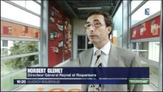 Tourisme industriel Raynal et Roquelaure.mp4
